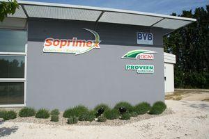Distributeur France Substrats & Engrais Organiques - Locaux Soprimex